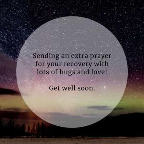 Get well soon quotes that'll express the feeling you care