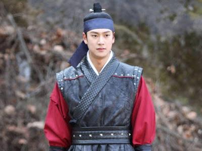kim byeoung in sepupu yang mencintai ratu