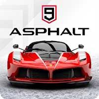 asphalt 9 legends telecharger