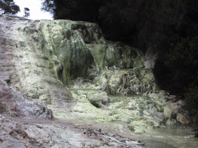 Wai-o-Tapu, Nueva Zelanda