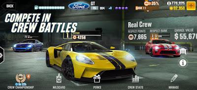 لعبة csr racing 2 للأندرويد، لعبة csr racing 2 مدفوعة للأندرويد