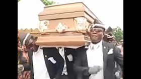 Here's How To Get The Coffin Dance Meme