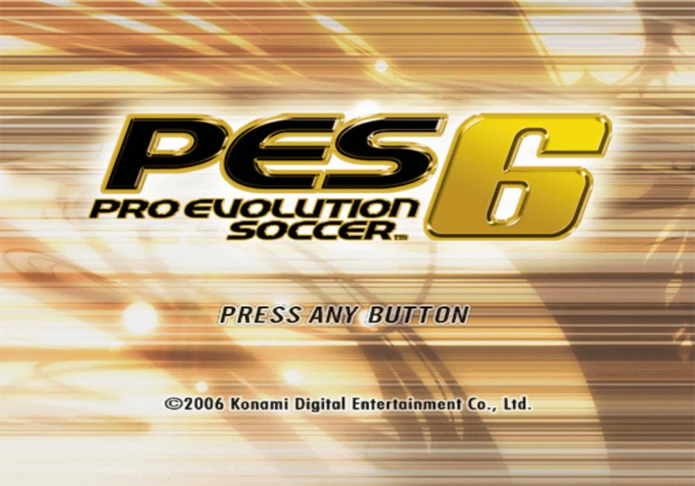 تحميل لعبة بيس 6 PES الاصلية مجانا للكمبيوتر بحجم صغير