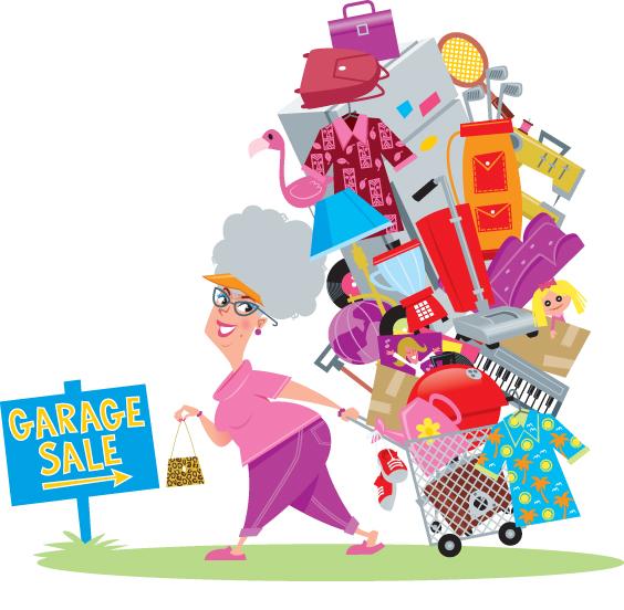 FREE Garage Sale Printables
