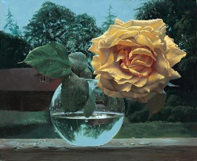 Resultado de imagem para imagem de pinturas de alexei antonov