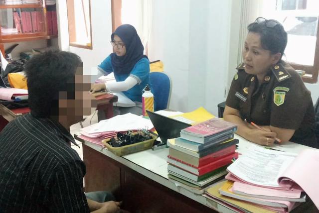 Komitmen Berantas Narkoba, BNNK Limpahkan 2 Kasus Narkotika ke Kejari Tana Toraja