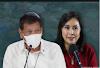 Duterte hinamon si Robredo na maunang magpabakuna: Siya man 'yong apurado, siya ang mauna.