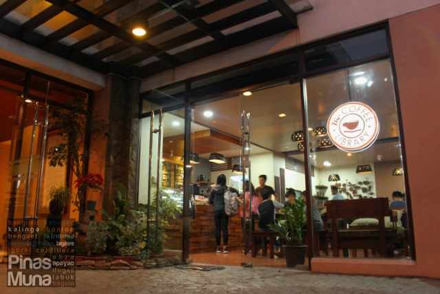 The Coffee Library Baguio
