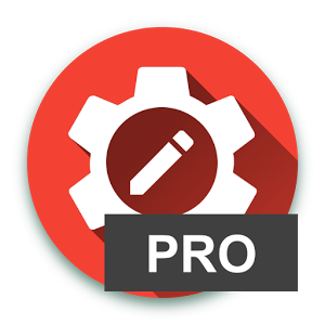 Download Settings Editor Pro Apk