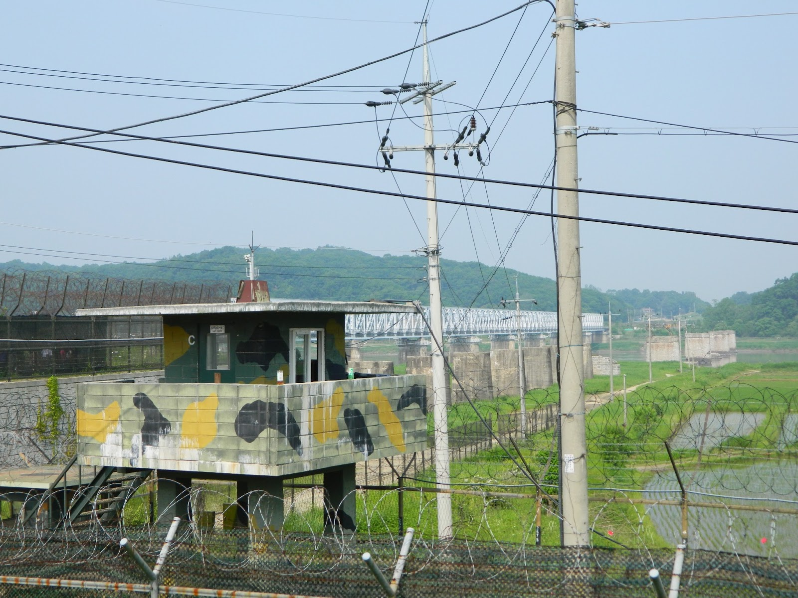 The 38th Parallel Dmz Koreabridge
