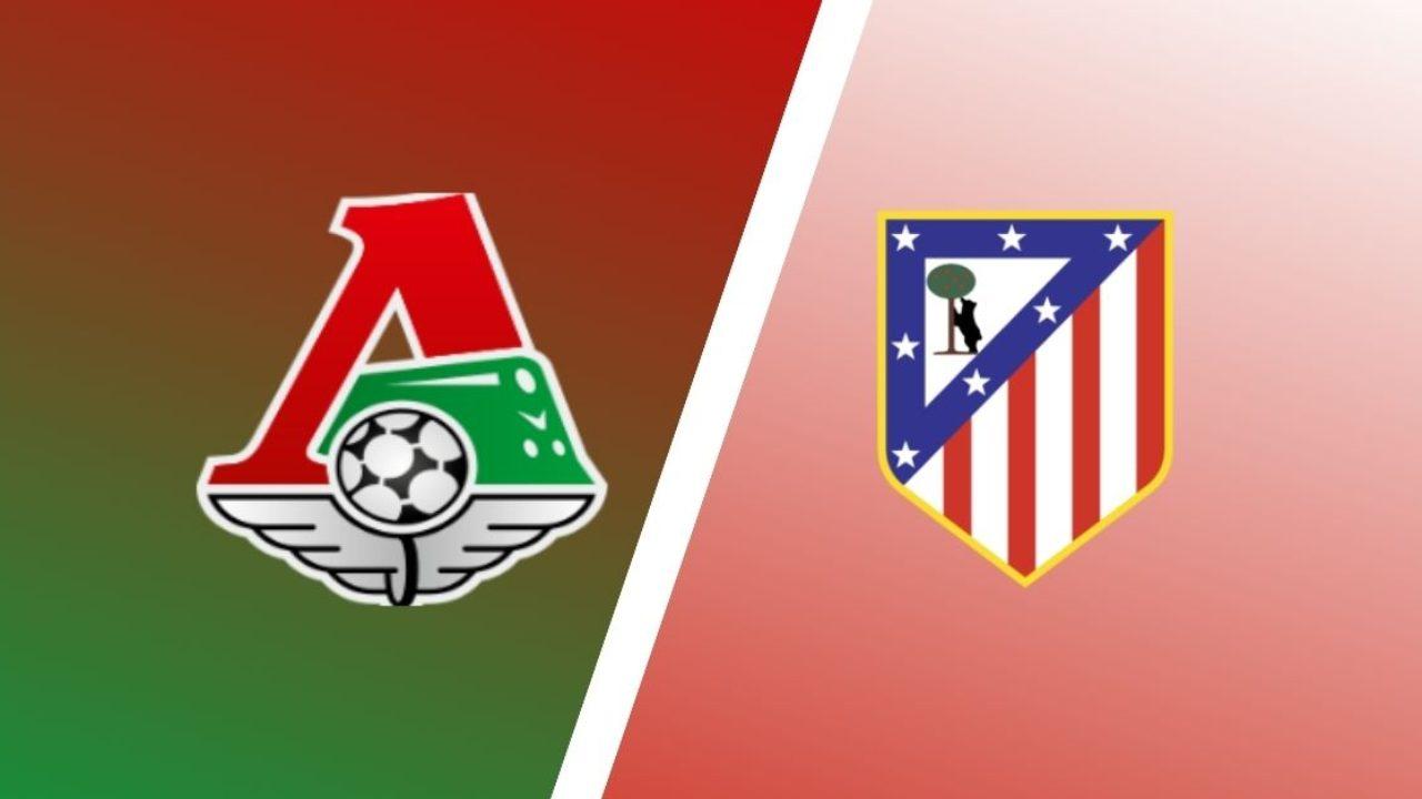 موعد مباراة أتليتكو مدريد ضد لوكوموتيف موسكو والقنوات الناقلة اليوم 25-11-2020 في دوري أبطال أوروبا