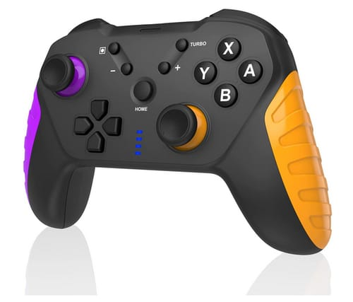 Noiposi Turbo Wireless Controllers for Nintendo Switch