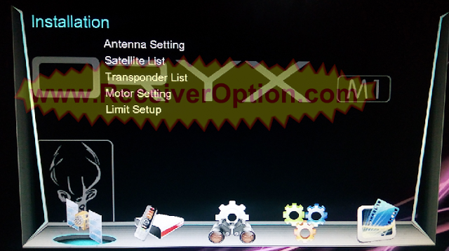 ORYX M1 HD RECEIVER NEW SOFTWARE WITH HZCAM & GOLDEN IPTV PRO