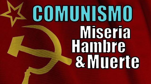 (VIDEO)  Comunismo miseria hambre y muerte