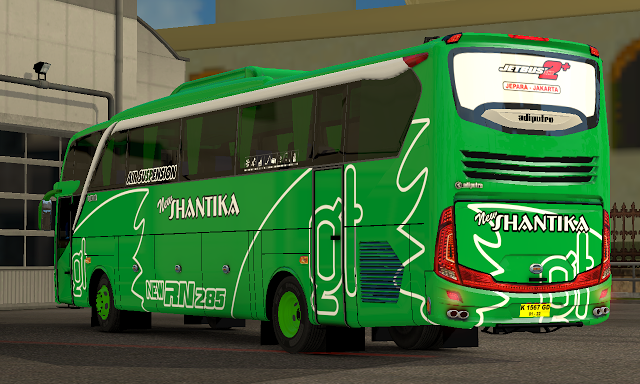 Mod Bus JB2SHD++ Ep1 v7 By MN Euro Truck Simulator 2