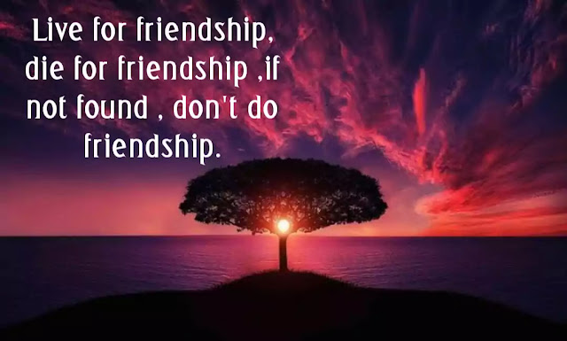Heart Touching Friendship messages