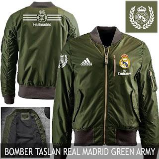 Jual Jaket Bomber Real Madrid Murah