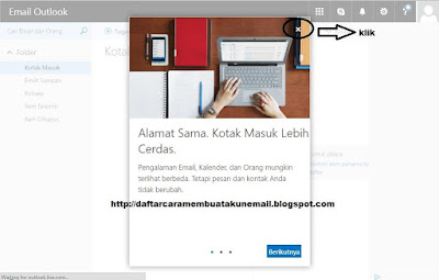 CARA DAFTAR HOTMAIL INDONESIA