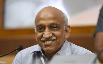 'Knight of the Legion of Honour' Conferred upon A.S. Kiran Kumar