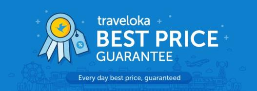 Let's Travel With Traveloka