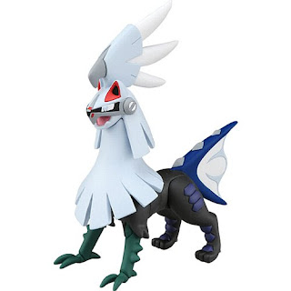 Silvally figure hyper size Takara Tomy Monster Collection MONCOLLE EX EHP series