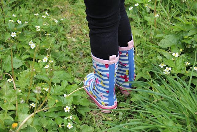 trouver des bottes pour enfants