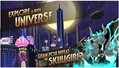 Skullgirls mod mega terbaru