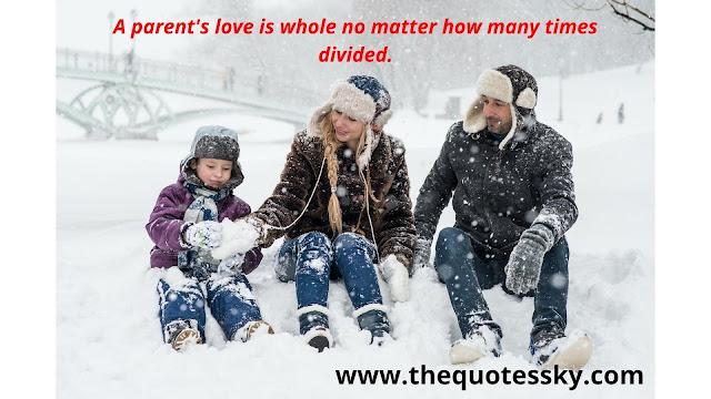 {400+ Latest} Parents Quotes, Captions & Status About Love
