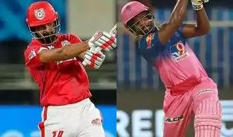 IPL2021 | PBKS vs RR दोनों के बीच होगा महामुकाबला कौन  जीतेगा मैच देखते