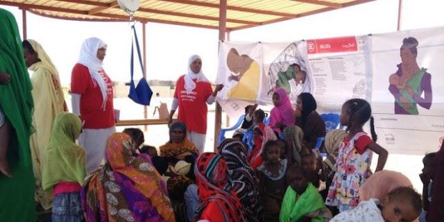 انتشار مرض الكوليرا في السودان بالنيل الأزرق