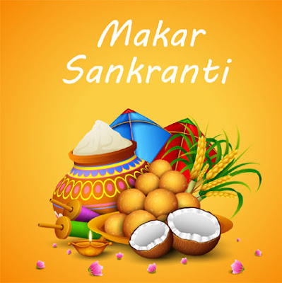 Makar Sankranti DP