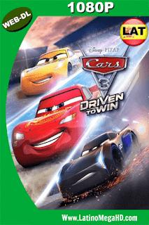 Cars 3 (2017) Latino HD WEB-DL 1080p - 2017