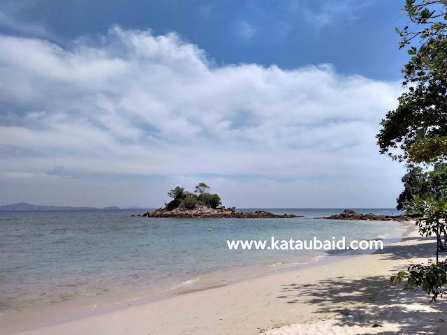 Pemandangan Indah Di Pulau Kapas, Terengganu