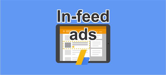 Cara Mudah Memasang In-Feed Ads Google Adsense