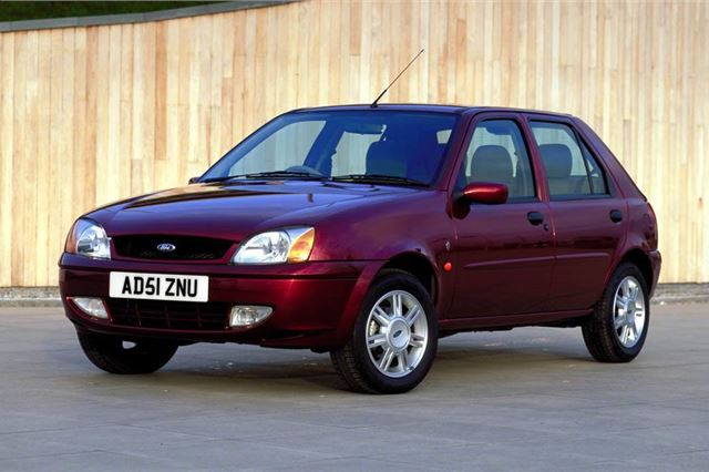 Descarga Manual de taller Ford Fiesta 2001