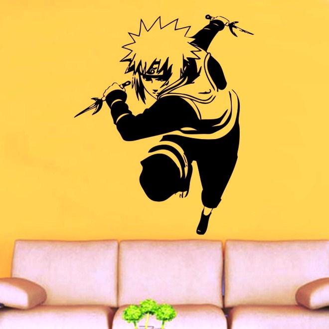 Wallpaper Dinding Terkini Motif Naruto