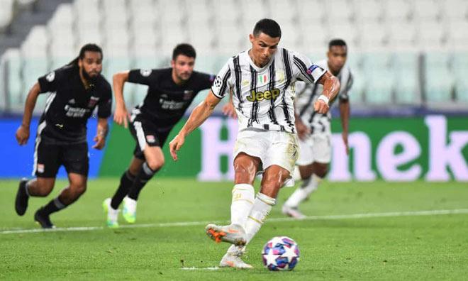 Ronaldo đón niềm vui trong bi kịch: Siêu phẩm chân trái phá kỷ lục 86 năm 2