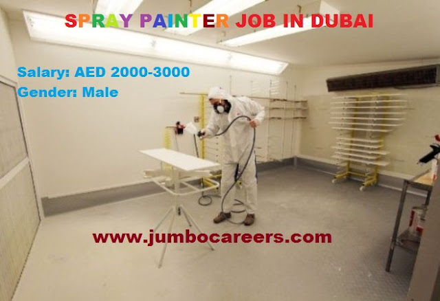 Ordinaire Painter Jobs In Dubai, Spray Painter Job Dubai, Spray Painter Vacancy In  Dubai