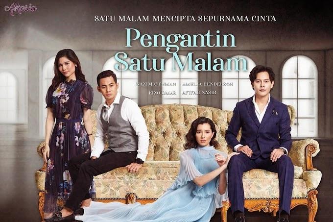 TONTON ONLINE PENGANTIN SATU MALAM EPISOD 5 - SLOT AKASIA DRAMA TV3