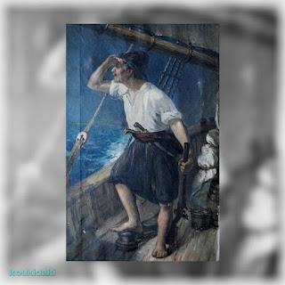 Πίνακας Νικήτα Γρύσπου (Ο Πυρπολητής)