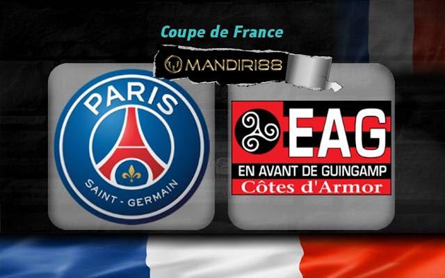 Prediksi Paris Saint Germain Vs Guingamp , Kamis 25 January 2018 Pukul 00.30 WIB