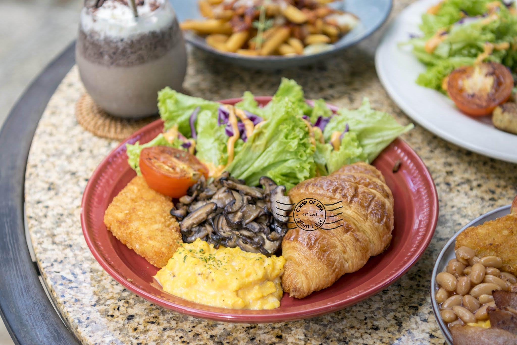 Breakfast From The Barn @ Lorong Bangkok, Penang
