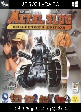 Download Metal Slug Coleção Completa PC