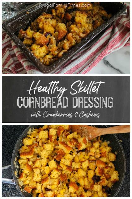healthy cornbread dressing