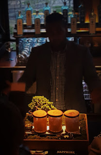 Cocktails at the Most Imaginative Bartender Competition 2016