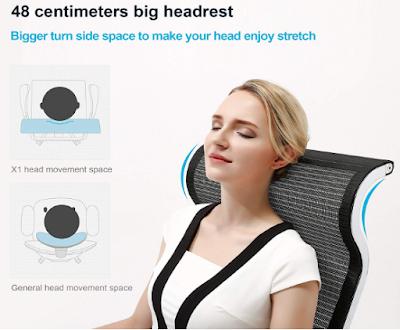 Sihoo Ergonomic Office Chair Computer Desk Chair