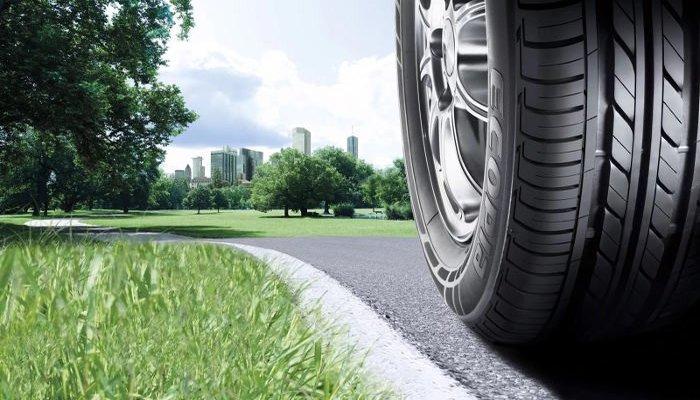 Eco-Friendly Tyre