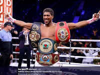 Anthony Joshua Prepared to Face Tyson Fury or Deontay Wilder in Saudi Arabia