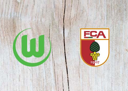 Wolfsburg vs Augsburg - Highlights 18 May 2019