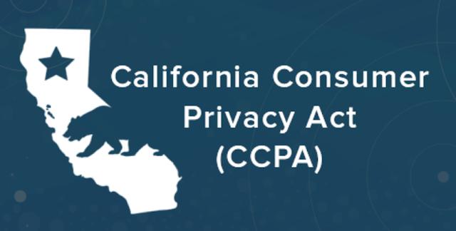 ccpa callifornia consumer privacy act